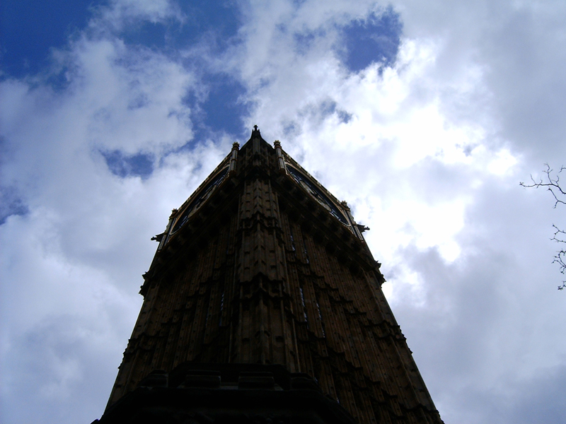 MagPro Photo of the Day: Big Ben  In London, England, I took this photo of the tower of 'Big Ben' or 'the Great Bell of Westminster'. Some also call it 'St. Stephen's Tower'.  Please click here for more info about Big Ben.  For more photos, please visit MagPro Photos (www.Photos.MagPro.org)